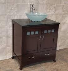 vessel sink base. Exellent Base Get Quotations  30 Bathroom Solid Wood Vanity Cabinet Stone Top Vessel Sink  TR6 Throughout Base U