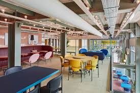 designed by studio modijefsky the commons is housed in the student hotel maastricht designed by the invisible party and nominated for the frame awards