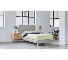 Oasis Bedroom Furniture Oatmeal Burnham Bed