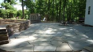 the good shape of flagstones patios. Irregular Flagstone: Generally, A More Organic, Rustic, Or Warmer Feel Then You Get With Squares And Rectangles. The Good Shape Of Flagstones Patios O