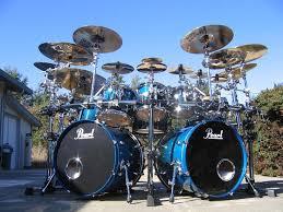 this is my dream drum set