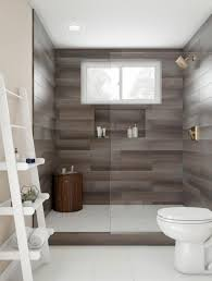 Roman Shower Designs Leverage Bathroom Space With A Walk In Shower And Open