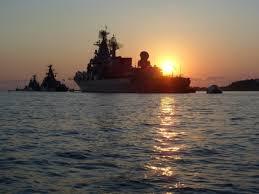 Черноморский флот на страже России papagdepylo Как сообщают с Черноморского флота РФ на нем завершилась контрольная инспекция которую поводят раз в пять лет Продолжалась проверка 3 недели
