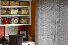 foliage fabric vertical blinds
