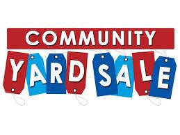 Church Yard Sale Flyer Free Download Best Church Yard Sale