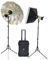 <b>Falcon Eyes Studio</b> Flash Kit Satel One Kit on Battery: Amazon.co.uk ...