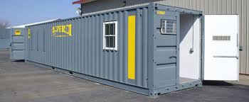 Our temporary office units are made from a industrial strength steel ISO Shipping  Containerwe then add heating/cooling, ...