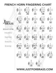 Trumpet Fingering Charts Free Brass Instrument Finger Charts