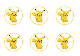 126 X Pokemon Pikachu Reward Chart Stickers Ebay