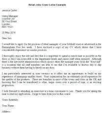 Cover Letter Examples For Jobs Application Employment Cover Letter ...