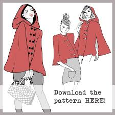 Cape Sewing Pattern Extraordinary Fairy Tale Cape Pattern This Blog Is Not For You Free Download