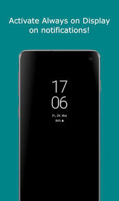 Galaxy S8 What Is Edge Lighting Aodnotify 2 0 Update Adds Customizable Edge Lighting Effects