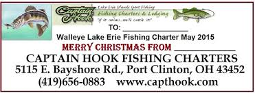 Customized Gift Certificates Gift Certificatescaptain Hook Fishing Charters And Lodging