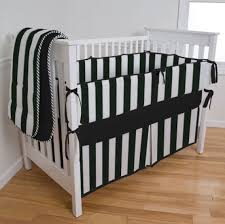 black deck custom baby bedding