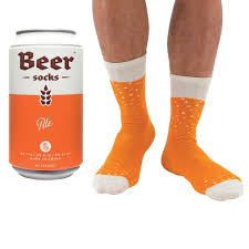 Luckies Beer Socks Ale – Urban Attitude