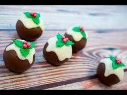 christmas cake balls. Fine Balls Mini Christmas Pudding Cake Balls Intended C