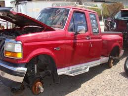 Gallery | Salvage Inventory Ford Pickup Trucks | 93 F150 Extended ...