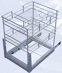 kitchen basket drawer basket pull out basket kitchen rack kitchen shelf b 25 b 30 b 35 for kitchen accessories manufacturer from china 90711076