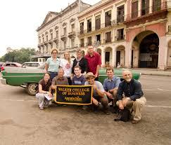Cuba Us People To People Partnership Appalachian State University