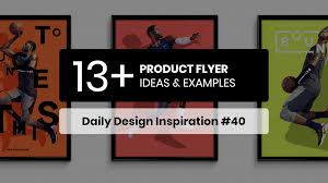13 Product Flyer Design Ideas Examples Templates Daily Design