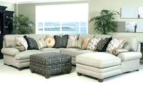big cushion couch big cushion couch l shaped gray velvet chaise sofa with pink color oversized big cushion couch