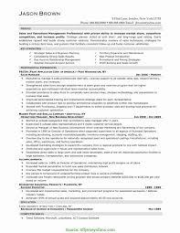 Simple Fmcg Marketing Manager Resume Sample Sales Officer Resume