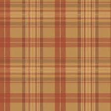 Plaid Pattern Enchanting Chesapeake Austin Red Plaid WallpaperMAN48 The Home Depot