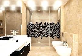 shower door decals shower door decals glass shower door decals bathroom etched shower door decals