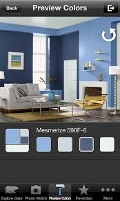 colorsmart by behrtm mobile offers consumers on the go color matching and inspiration easy to use and convenient tool now available on android