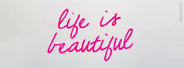 facebook wallpaper cover girly. Life Is Beautiful Facebook Cover Intended Wallpaper Girly FBCoverStreetcom