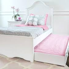 Twin Size Bed For Girl Kids Furniture Trundle Beds For Girls Full ...