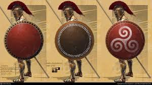 Greek Hoplite Shield Designs Hoplite Shield Web Survey