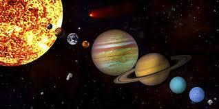 Projecte Sistema Solar