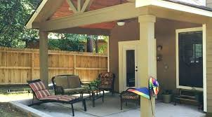 build patio cover how to a luxury gable roof with wood cost
