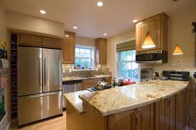 Beautiful Efficient Small Kitchens  Traditional HomeSmall Kitchen Renovation Ideas