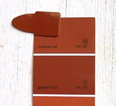 brick red paint color and mock up and paint colors living room red brick fireplace