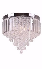 bhs paladina clear flush ceiling light