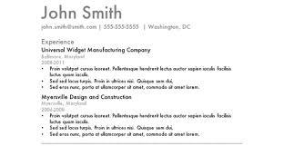 really good resume example impressive resume formats