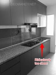 height of kitchen counter general