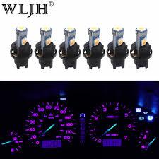 2002 Honda Civic Ex Dash Lights Wljh 6x Pc74 T5 Led Light Lamp Car Instrument Panel Light