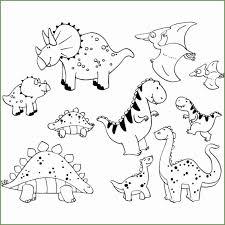 Kleurplaat Dinosaurus Printen Woyaoluinfo