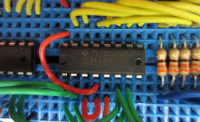 this make the led displays a fire and forget device just need to write the four bit digit value to the driver then its on chip decoder drives the correct