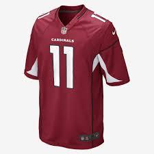 Arizona Cardinals Light Up Sweater Nfl Arizona Cardinals Larry Fitzgerald Mens American Football Game Jersey
