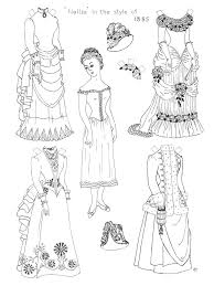 Small Picture 44 best iColor Paper Dolls images on Pinterest Paper dolls