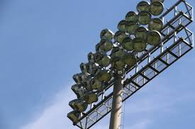 uhcougars com new lighting system installed at cougar field university of houston official athletic site baseball