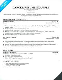 Dance Instructor Resume Mesmerizing Dance Instructor Resume Impressive Ideas Dance Instructor Resume