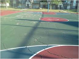 gallery pictures for charming backyard tennis courts 52 outdoor basketball court flooring cost