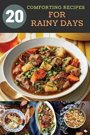 55 perfect valentine's day dinner ideas for a romantic night at home. Rainy Day Recipes For When You Re Not Planning To Leave The House Rainy Day Recipes Comfort Food Recipes Dinners Rainy Day Dinner Recipe