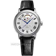 men s raymond weil maestro automatic watch 2827 stc 00659 mens raymond weil maestro automatic watch 2827 stc 00659