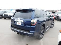 2018 New Toyota 4Runner Limited 4WD at Fayetteville Autopark, IID ...